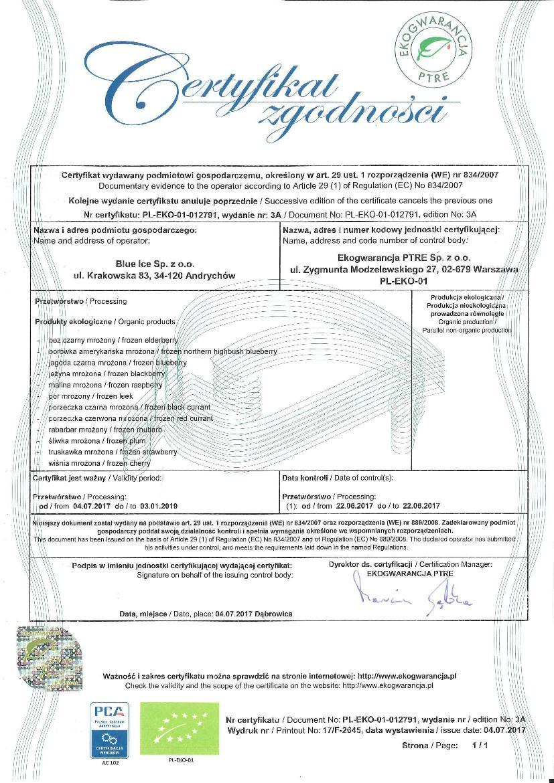 certyfikat-eko-2017